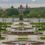 Весенний Ярославль, часть 1: дорога и утренняя прогулка