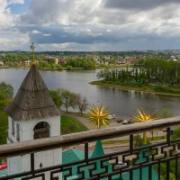 Спасо-Преображенский монастырь в Ярославле
