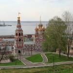 Строгановская церковь в Нижнем Новгороде