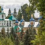 Поездка в Псково-Печерский монастырь