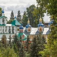 Поездка в Псково-Печерский Свято-Успенский монастырь