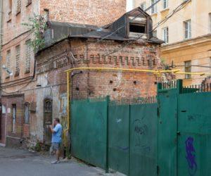 Непарадный Нижний Новгород
