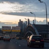Автопрогулка по Москве: Хамовники, Москва-Сити, Воробьевы горы