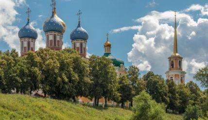 Рязанский кремль — твердыня засечной черты