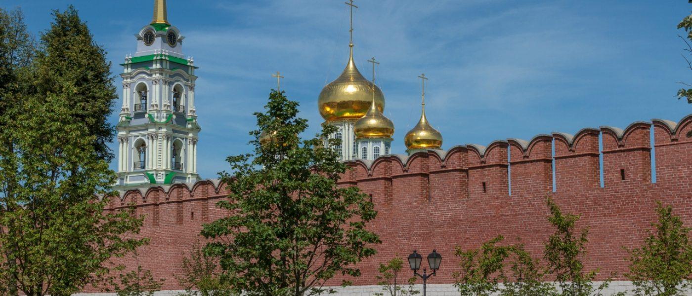 Тульский кремль: крепость на южных рубежах Московского царства
