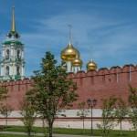 Тульский кремль — крепость на южных рубежах Московского царства
