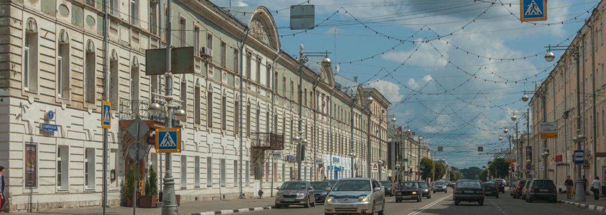 Тверь — это маленький Петербург