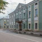 Набережная Степана Разина в Твери — из XX в XVIII век