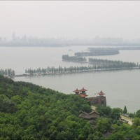 Озеро Дунху в Ухане