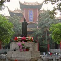 Монастырь Гуйюань в Ухане