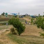 Поездка в Темрюк: музей «Военная горка» и вулкан Миска