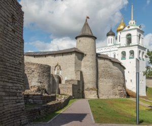 Псковский Кремль, Кром