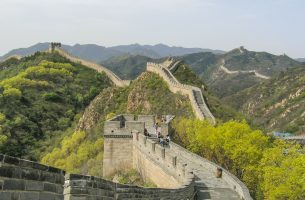 Великая китайская стена, Бадалин, Пекин, поездка в Пекин