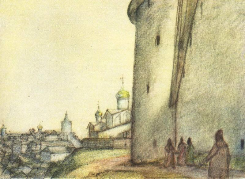 Кстовская башня