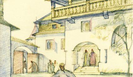 Кто в тереме живет? Как выглядели жилые палаты в России допетровского времени