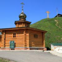 Часовня и источник Ильи Муромца в Карачарове, город Муром
