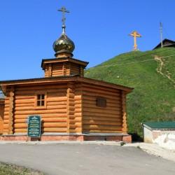 Источник и часовня Ильи Муромца в Карачарово