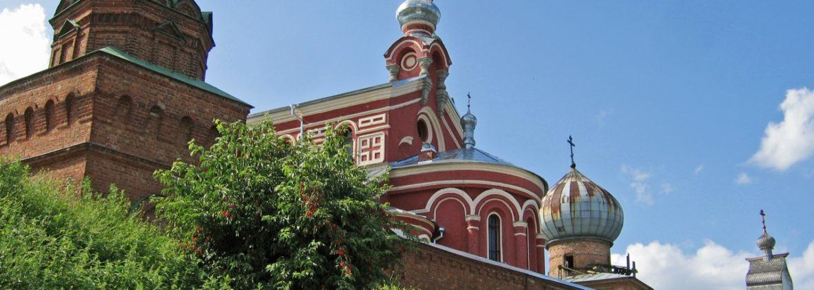 Никольский монастырь в Старой Ладоге
