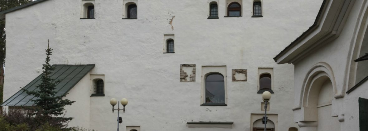 Палаты Меньшиковых в Пскове