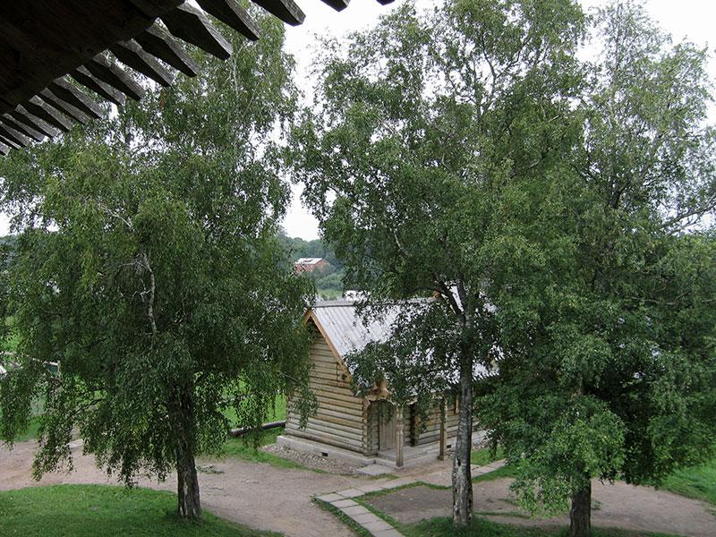 Церковь Дмитрия Солунского, Старая Ладога