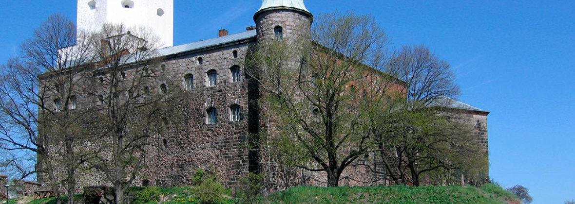 Выборгский замок: веками между Швецией и Россией
