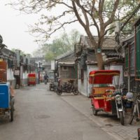 Хутуны Пекина: жизнь китайцев как она есть