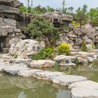 Прекрасная долина Парка-выставки садов в Пекине