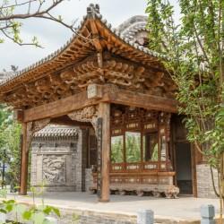 Сад Цзиньчжун, парк-выставка садов