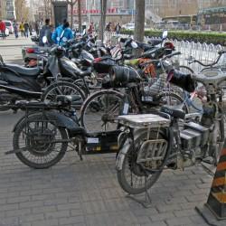 Велосипеды в Китае