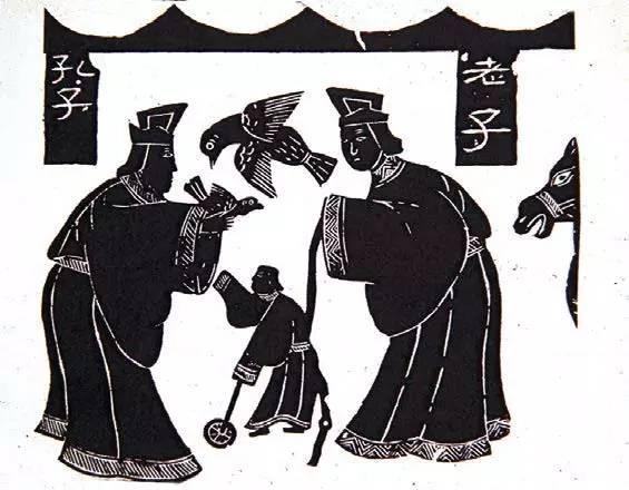 Встреча Конфуция и Лао-цзы