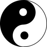 Основные категории китайской натурфилософии: инь-ян, у-син и ци