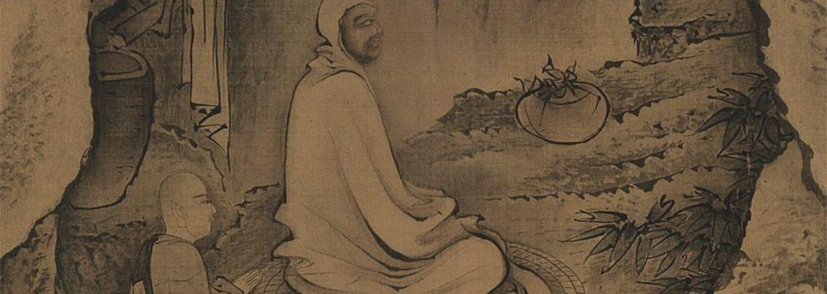 «Бородатый варвар» Бодхидхарма: первый патриарх Чань