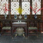 Традиционная китайская мебель и интерьер: функциональность и роскошь