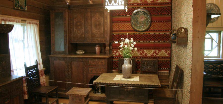 В гостях у сказки: баня-теремок в Абрамцево