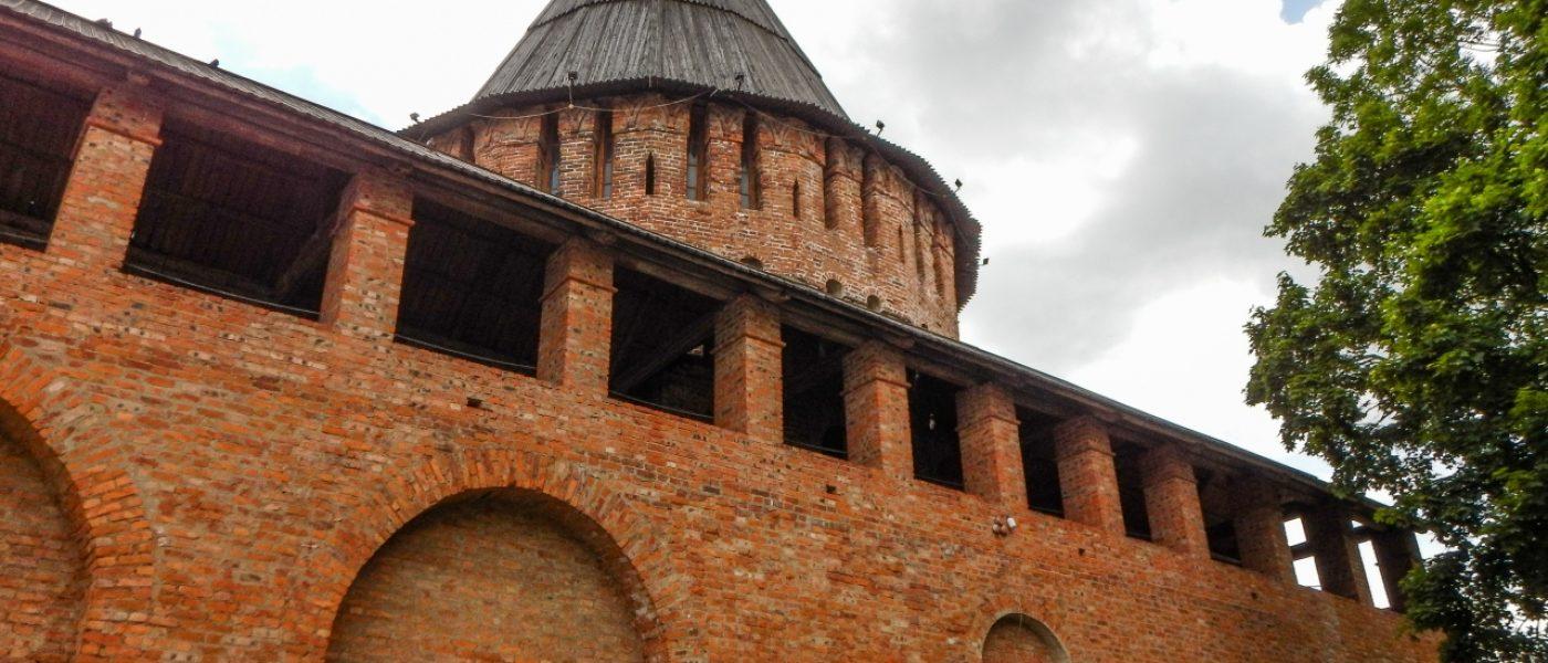 Громовая башня и музей «Смоленск — щит России»