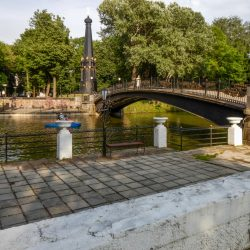 Лопатинский сад, Смоленск