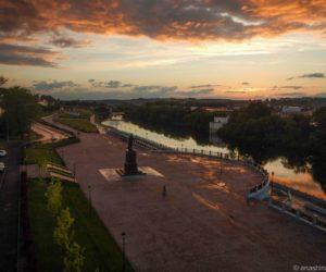 Смоленск, поездка в Смоленск
