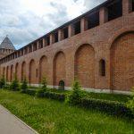 Смоленская крепость: западный щит России