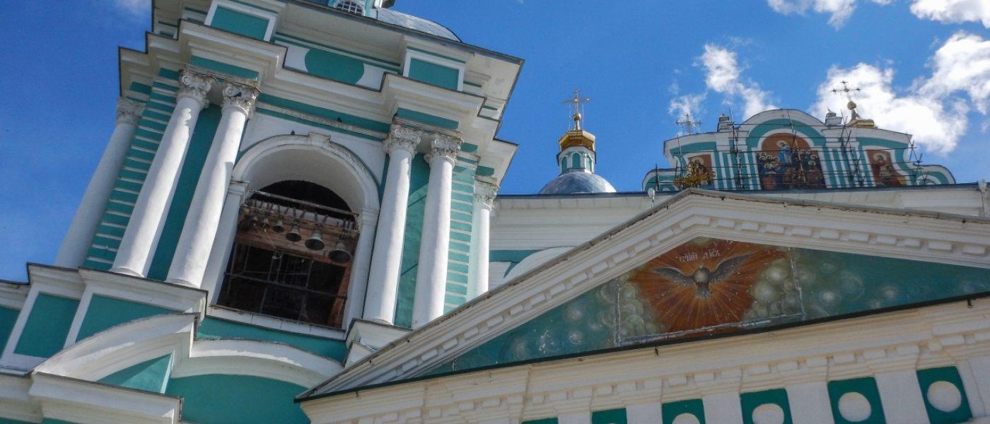 Успенский собор в Смоленске и достопримечательности Соборной горы