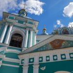Успенский собор Смоленска и достопримечательности Соборной горы