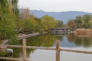 Ботанический сад, достопримечательности Пекина