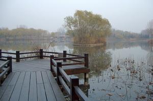 Парк Чаоян, достопримечательности Пекина