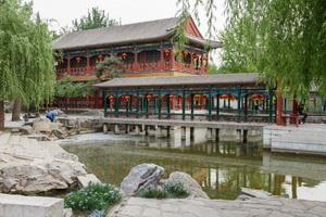 Парк Дагуань, достопримечательности Пекина