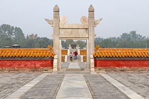 Алтарь Земли, достопримечательности Пекина