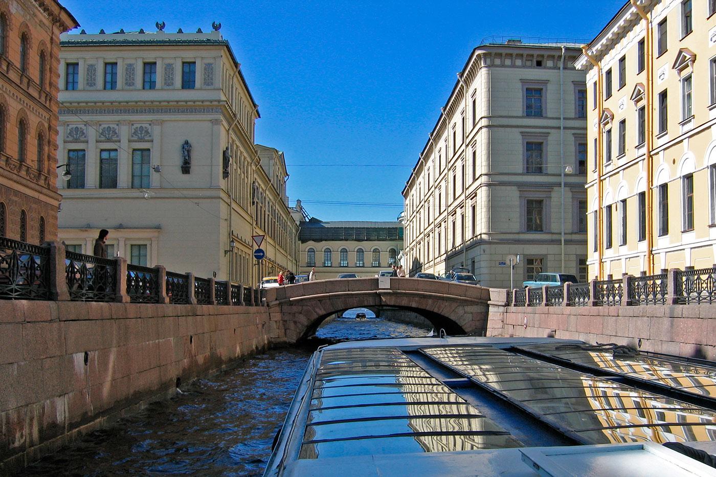 Зимняя канавка, Санкт-Петербург