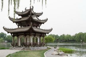 Парк Таожаньтин, достопримечательности Пекина