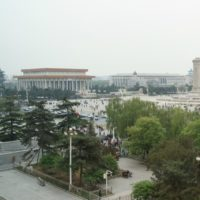 Площадь Тяньаньмэнь в Пекине: народное сердце Китая