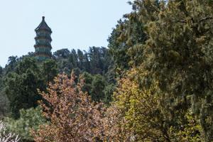 Парк Сяншань, достопримечательности Пекина