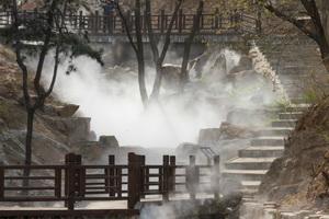 лесопарк Сишань, достопримечательности Пекина