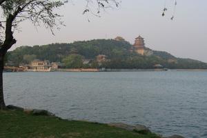 Парк Ихэюань, достопримечательности Пекина